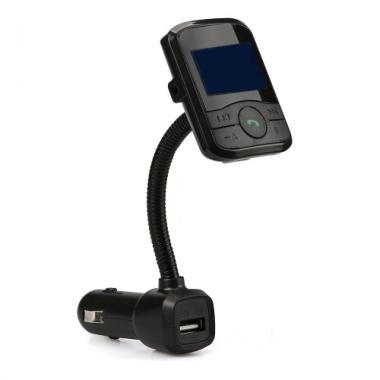 FM Transmitter AUX/USB/SD en bluetooth bellen